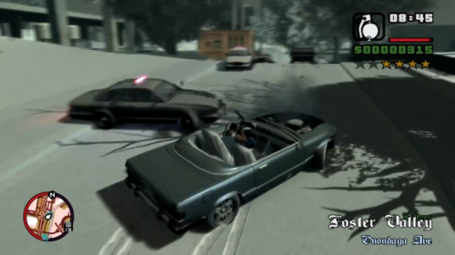 Grand Theft Auto: San Andreas Parche 1.01 - Descargar 1.01