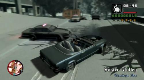 Grand Theft Auto: San Andreas Parche 1.01 - Descargar 1.01