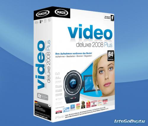 MAGIX Video Deluxe 16 - Descargar 16