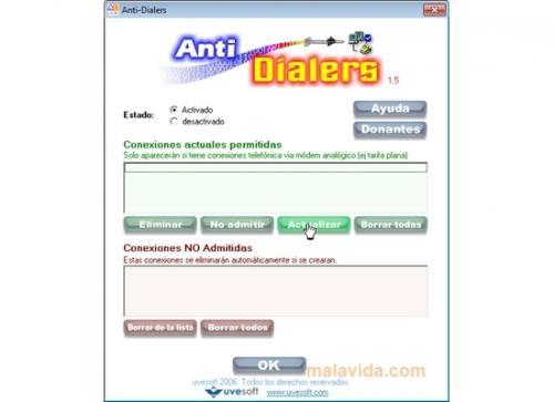 Anti-Dialers 1.5