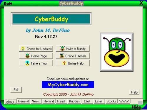CyberBuddy 2.12.26