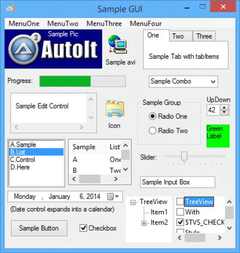 AutoIT 3.3.0