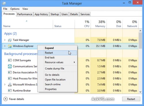 Process Manager For Windows 1.6.192