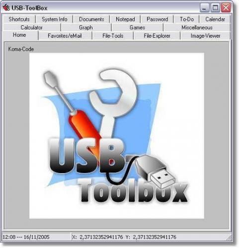 USB-Toolbox 1.0