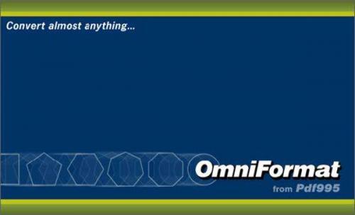 Omniformat 8.1