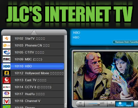 JLC's Internet TV  - Descargar 1.2.1