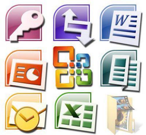 Paquete de contabilidad de Microsoft Office - Descargar 2007 3