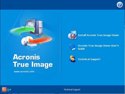 Acronis True Image - Descargar 2011