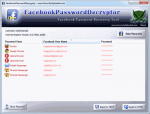Facebook Password Decryptor - Descargar 1.6