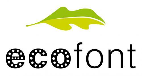 Ecofont 2.03