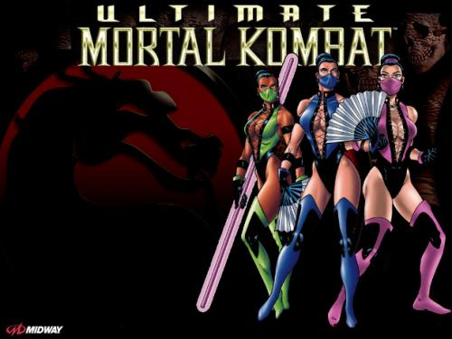 Ultimate Mortal Kombat 3 - Descargar 3