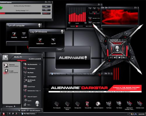 AlienGUIse Theme Manager 1.0