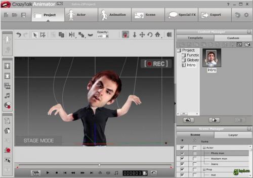 CrazyTalk 5.0 Pro