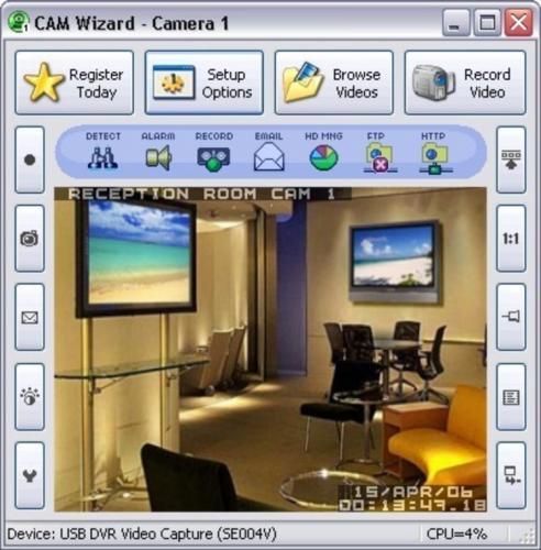 Cam Wizard 7.14 - Descargar 7.14