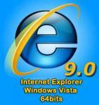 internet Explorer 9.0 Win Vista 64bits 9.0
