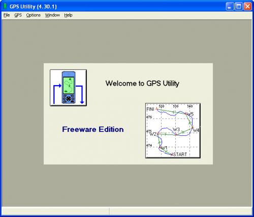 GPS Utility 4.30.1