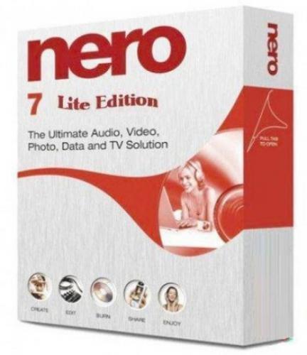 Nero Lite 10.0.10500 - Descargar 10.0.10500