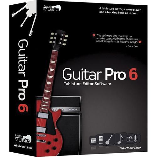 Guitar Pro 6 - Descargar 6
