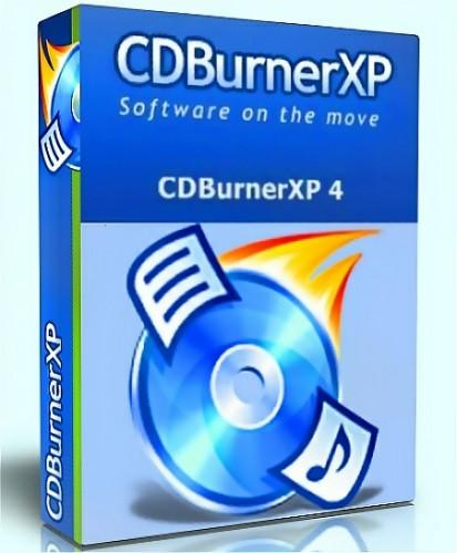 CDBurnerXP Pro - Descargar 4.3.8.2631