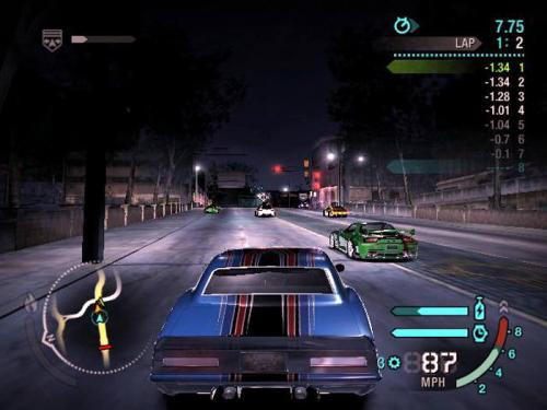 Need for Speed Carbono  - Descargar .
