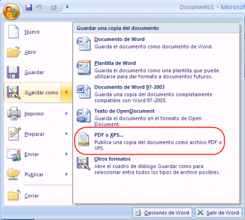 Service Pack 2 para Microsoft Office 2007 - Descargar SP2
