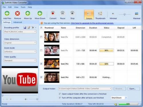 Free YouTube to MP3 Converter - Descargar 3.10.7
