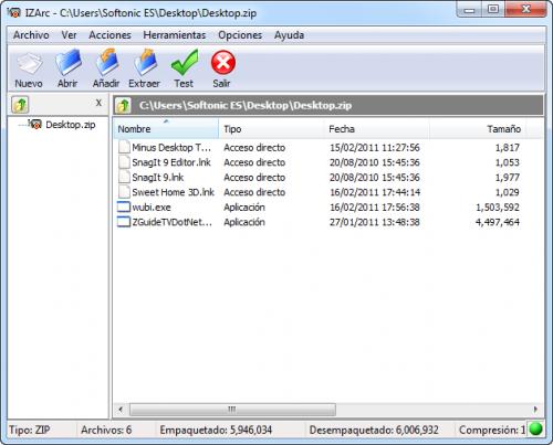 IZArc 4.1.2 - Descargar 4.1.2