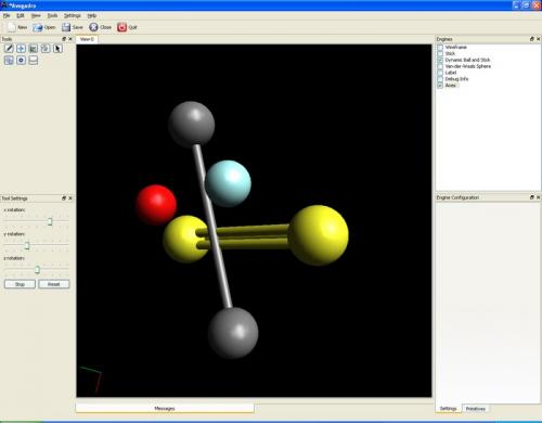Avogadro 0.9.2