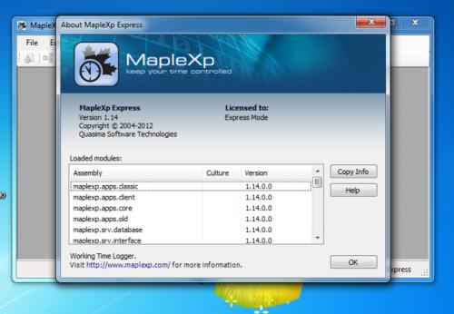 MapleXP 1.4.4