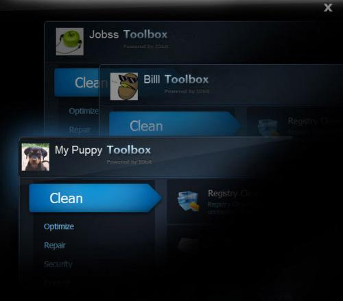 IObit Toolbox 1.0 Beta - Descargar 1.0 Beta