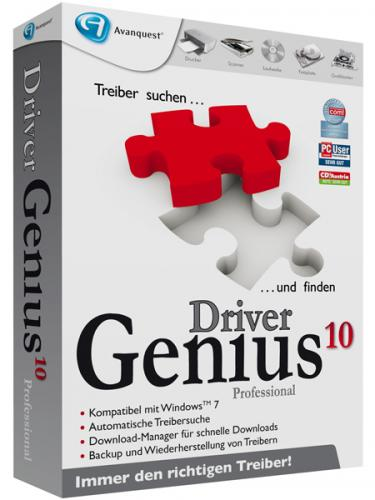 Driver Genius Professional Edition 10.0.0.761 - Descargar 10.0.0.761