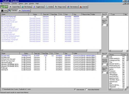 Soulseek 157 NS 13c