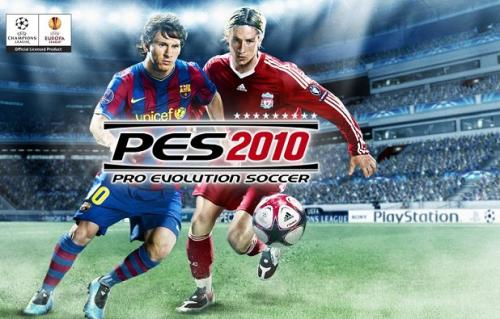 Pro Evolution Soccer 2010 - Descargar 2010