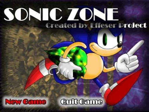 Sonic Zone .