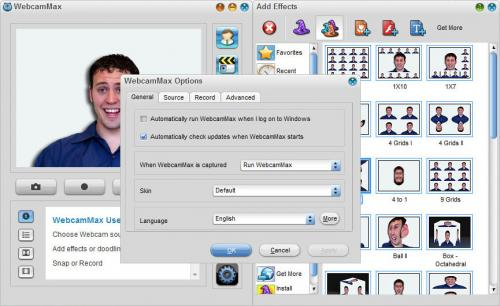 WebcamMax Full 5.0.5.2 - Descargar 5.0.5.2