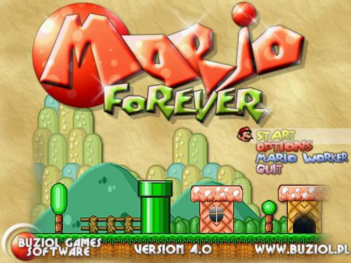 Mario Forever - Descargar 5.01