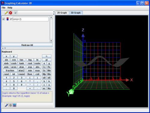 Graphing Calculator 3D - Descargar   2.3