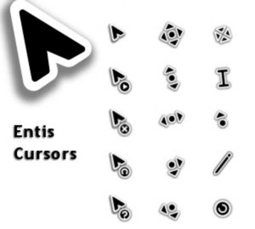 XP Cursors Left Handed Edition 1.1