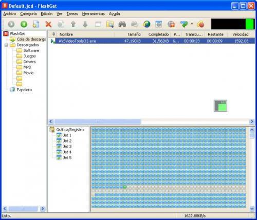 FlashGet 3.5.0.1126 - Descargar 3.5.0.1126