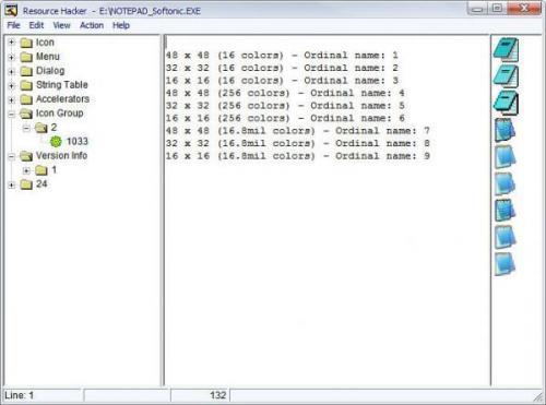 Resource Hacker - Descargar 3.4.0