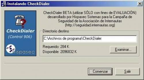 CheckDialer 1.4