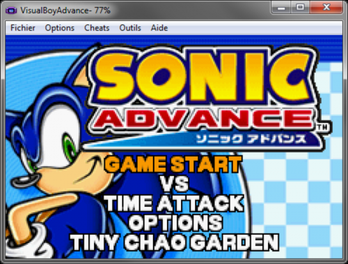 Visual Boy Advance 1.8.0 Beta 3 - Descargar 1.8.0 Beta 3