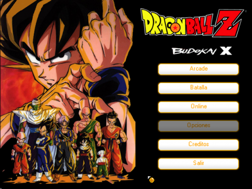 Dragon Ball Z Budokai X 2.4.5 - Descargar 2.4.5