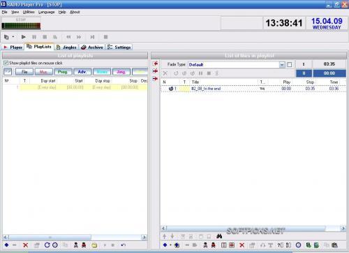 RadioWeb Manero 2.0