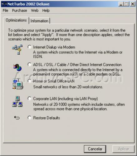NetTurbo 2002 Deluxe - Descargar 1.0