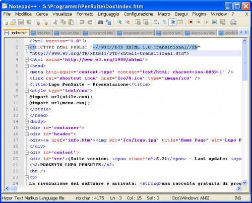 Notepad++ - Descargar  5.3.1