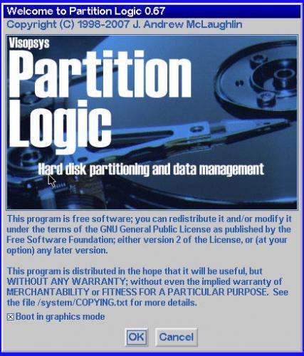 Partition Logic 0.70 Pre