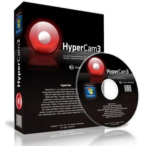 HyperCam, descargar gratis. Descarga HyperCam, an�lisis, im�genes, comparativa y opiniones sobre HyperCam 2.25.01