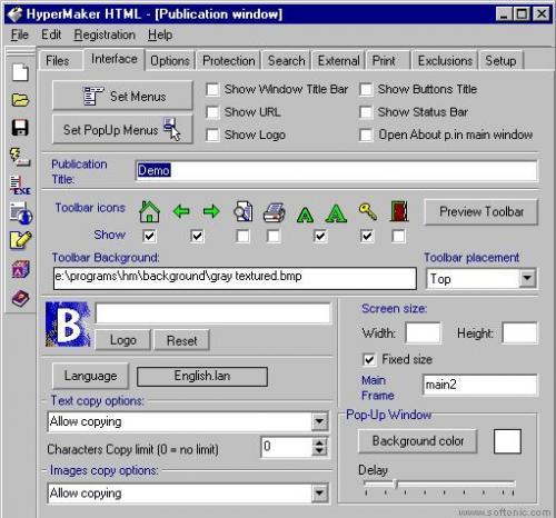 HyperMaker HTML 3000.32