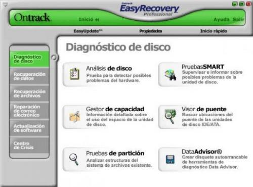 EasyRecovery Professional 6.10